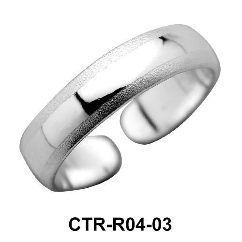 Toe Ring Chic Style CTR-R04-03