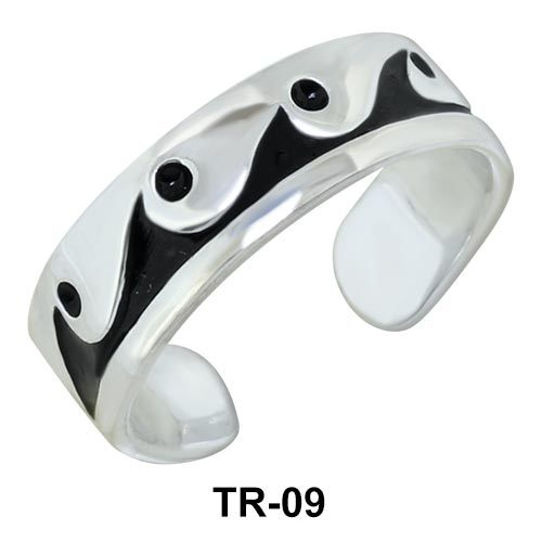 Toe Ring Chic Design TR-09