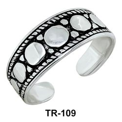 Silver Toe Rings TR-109