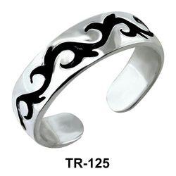 Shiny Designer Toe Ring TR-125