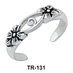 Silver Toe Rings TR-131