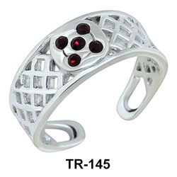 Toe Ring Glamour Style TR-145