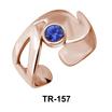 Innovative Silver Toe Ring TR-157