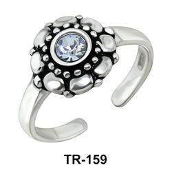 Toe Rings Flower Shape TR-159