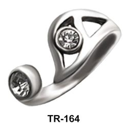 Duck Shaped Toe Ring TR-164
