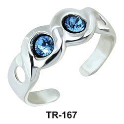 Toe Ring Luxurious Design TR-167