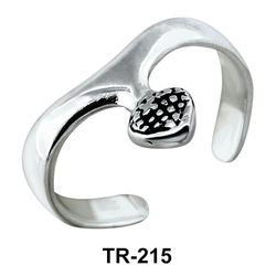 Toe Rings Quaint Design TR-215