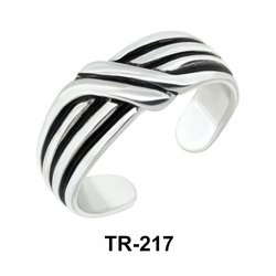 Toe Ring with Beautiful Design TR-217