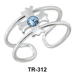 Toe Ring Stone TR-312