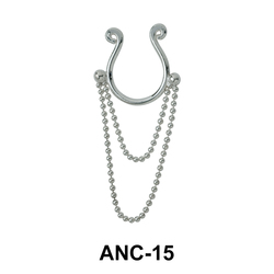 Chains Shaped Nipple Clip ANC-15