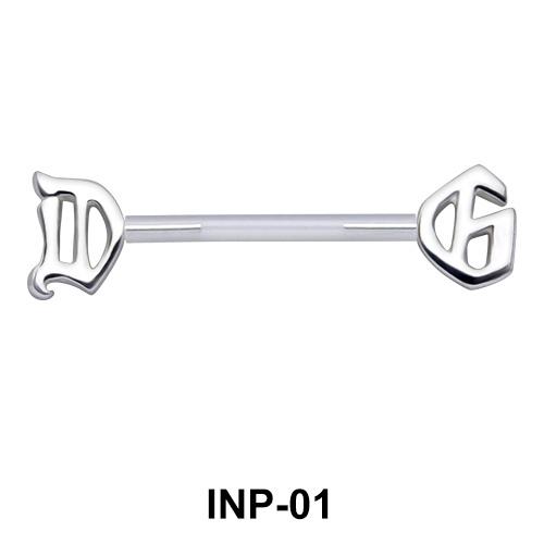 Interesting Design Nipple Piercing INP-01