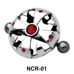 Inventive Design Nipple Shield NCR-01