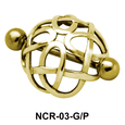 Knotty Shaped Nipple Shield NCR-03