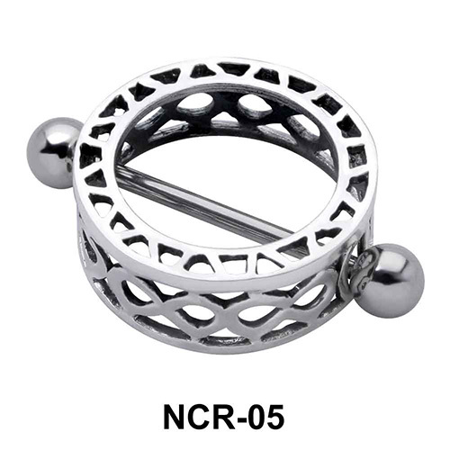 Antique Design Nipple Shield NCR-05