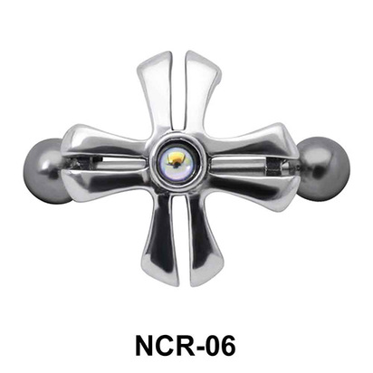 Modified Cross Nipple Shield NCR-06