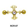 Cross Shaped Nipple Shield NCR-07