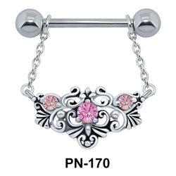 Nipple Piercing Dangling PN-170