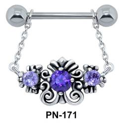 Nipple Piercing Dangling PN-171