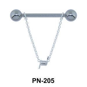 Nipple Piercing PN-205