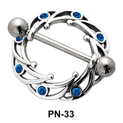 Creative Design Nipple Piercing PN-33