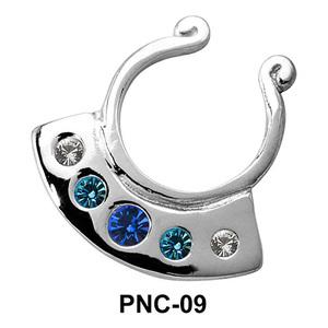 Necklace Shaped Nipple Clip PNC-09