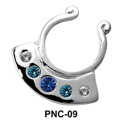 Necklace Shaped Nipple Clip PNC-09