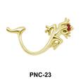Lizard Shaped Nipple Clip PNC-23