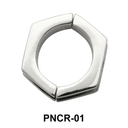 Plain Hexagon Nipple Clip PNCR-01