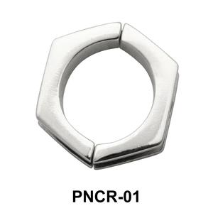 Plain Hexagon Nipple Clip PNCR-01