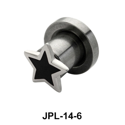 Enameled Star Jewelled Tunnel JPL-14