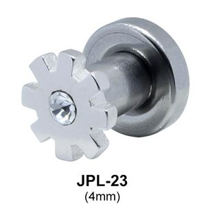 Gear Design Plugs and Tunnels JPL-23
