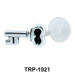 Key Shaped Ear Piercing TRP-1921