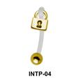 Lock S316L Intimate Piercing INTP-04