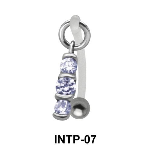 Tristone S316L Intimate Piercing INTP-07