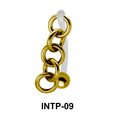 Chain S316L Intimate Piercing INTP-09