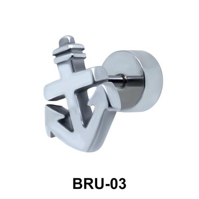 Anchor Fake Plug BRU-03