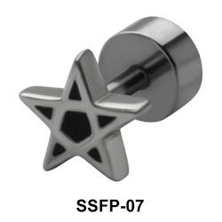 Hollow Star Fake Plug SSFP-07