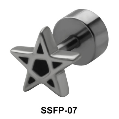 Hollow Star Fake Plug SSFP-07