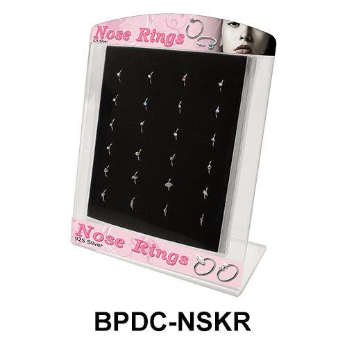 Empty Display 24 Holes BPDC-NSKR