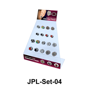 18 Mix Design Tunnels Set JPL-Set-04