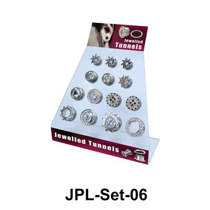 14 Mix Design Tunnels Set JPL-Set-06