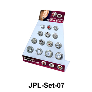 14 Mix Design Tunnels Set JPL-Set-07