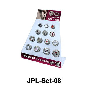 14 Mix Design Tunnels Set JPL-Set-08