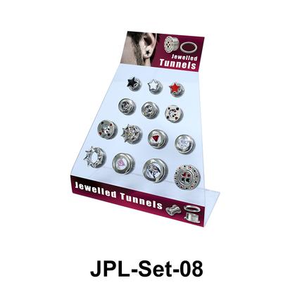 14 Mix Design Tunnels Set JPL-Set-08