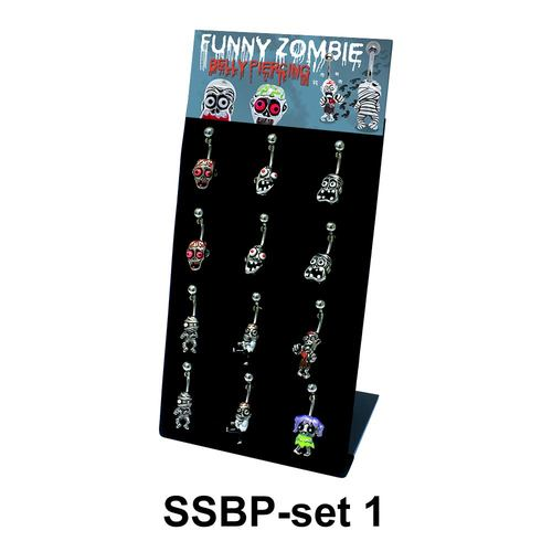 Belly Piercing Sets SSBP-SET-1