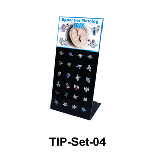 24 Helix Piercing Set TIP-SET-04