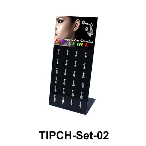 24 Helix Ear Piercing Sets TIPCH-SET-02