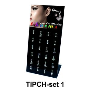 Ear Piercing Sets TIPCH-SET-1